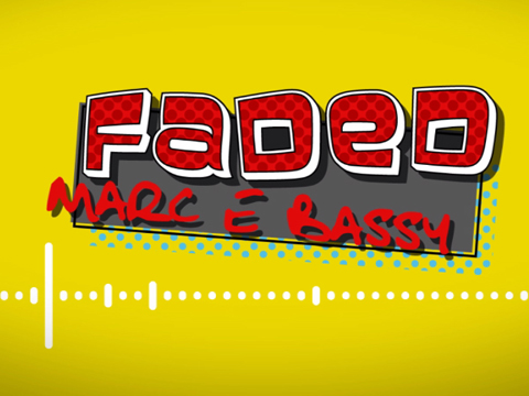 "Music Video for ""Faded"" by Marc E Bassy"