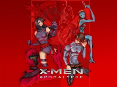 Campagne promotionnelle pour X-Men Apocalypse | Signed DAM, Damlong Chantha