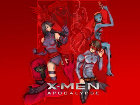 X-Men Apocalypse's Promotional Campaign